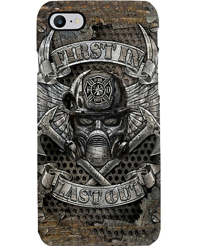 First In Last Out Phone Case HU29