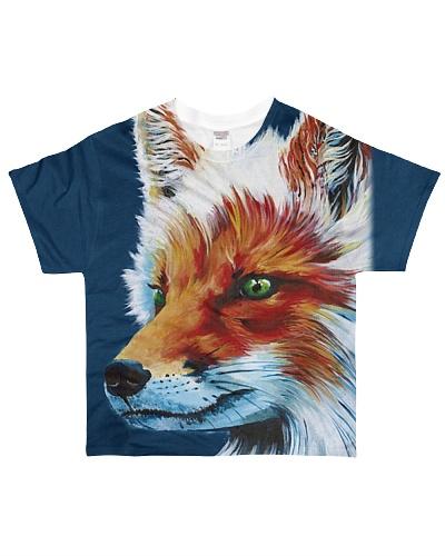 Fox Painting YHL1