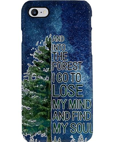 Into The Forest Phone Case YDT3
