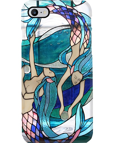 Mermaid Twin Phone Case DF9