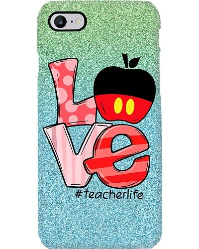 Love Teacher Life Phone Case HU29