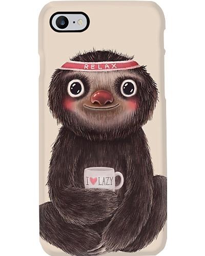 I Love Lazy Phone Case N31D1