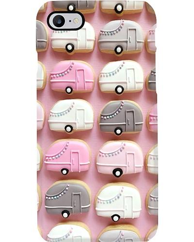 Pink Camper Phone Case YPM0