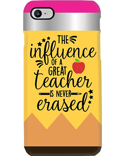 Influence Of Great Teacher Phone Case YHG6