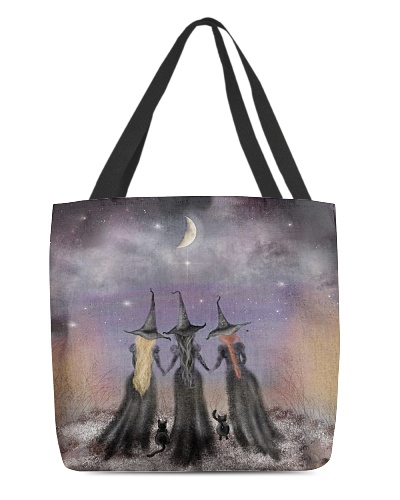 Three Witches Cresent Moon Q09T2