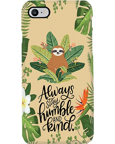 Humble And Kind Phone Case YHT5
