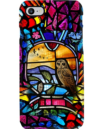 Owl In The Twilight Phone Case YHN2