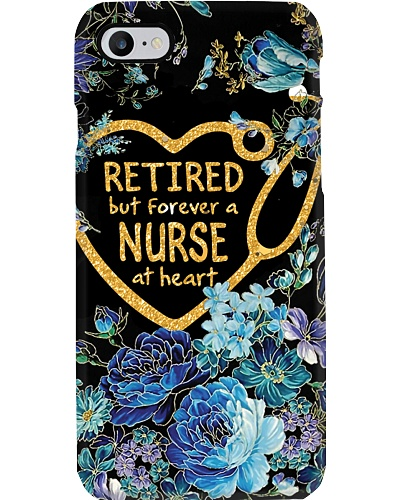 Nurse At Heart Phone Case NO96