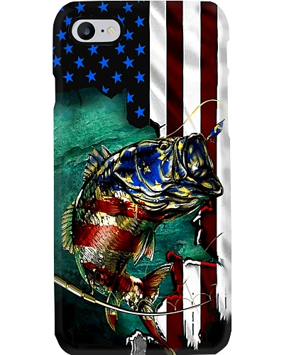 Fishing Flag Phone Case YPM0