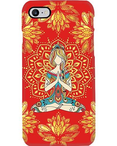 Yoga Girl Phone Case YHN2