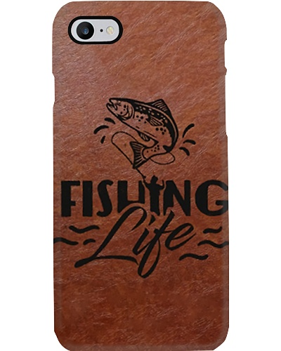 A fishing Life Phone Case YTH0