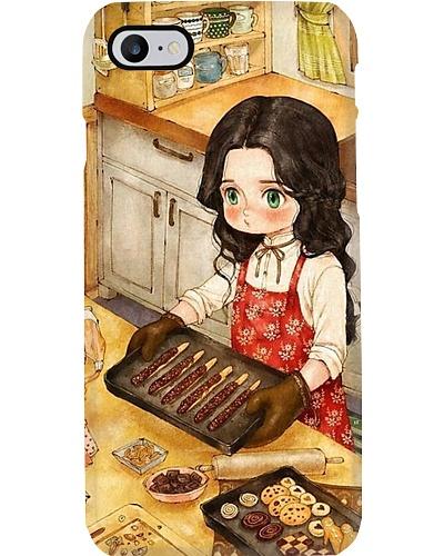 Baking Girl Phone Case YHN2