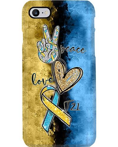 Peace Love T21 Phone Case YLT6