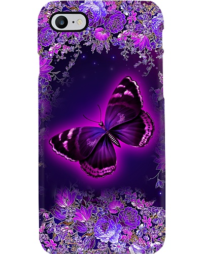 A Butterfly Phone Case YTH7