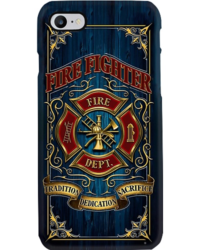 Fire Fighter Phone Case YHD8
