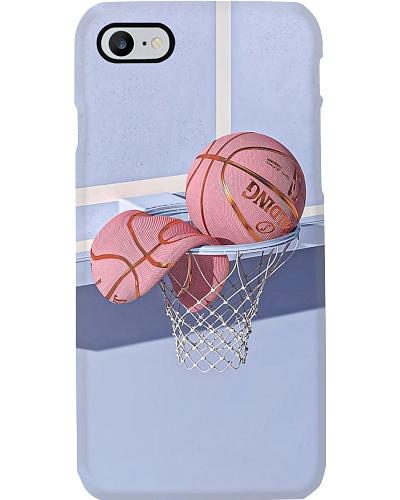 Pink Basketball Phone Case QE25
