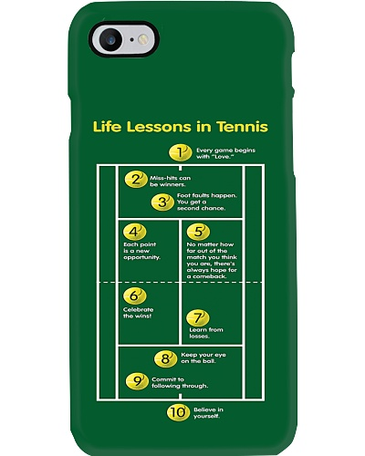 Tennis Life Lessons T69T9