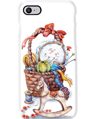 Crochet World Phone Case YKD3