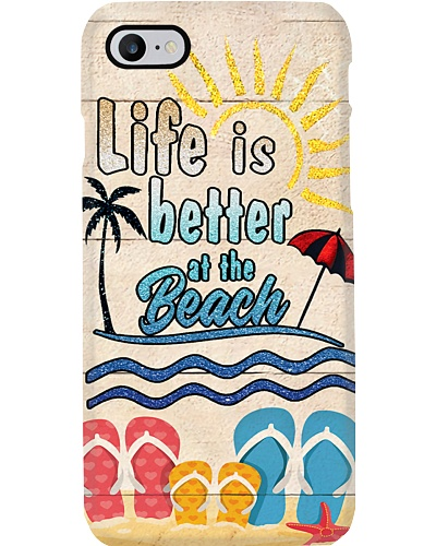 Life Is Better At The Beach Phone Case YPM0