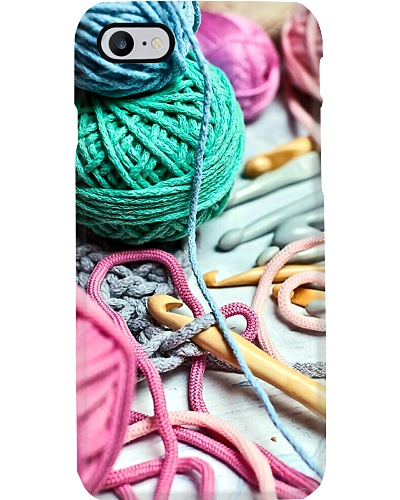 All I Need Is Yarn Phone Case YPM0