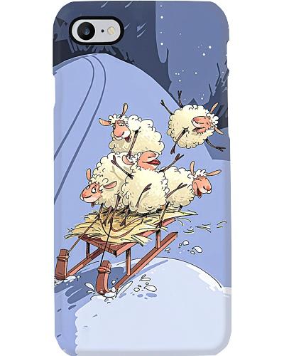 Sheep Friendship Phone Case HU29