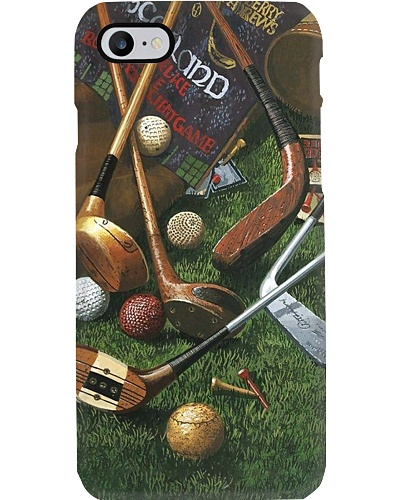 Golf Things Phone Case YHN2