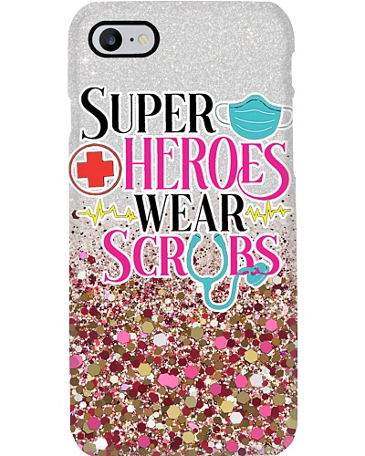 Heroes Wear Scrubs Phone Case YTH7