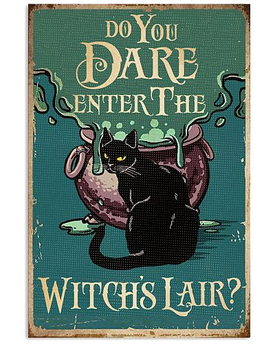 Enter The Witch's Brew Vertical Poster YBE9