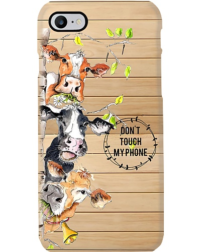 Heifer Don't Touch My Phone Phone Case YTP0