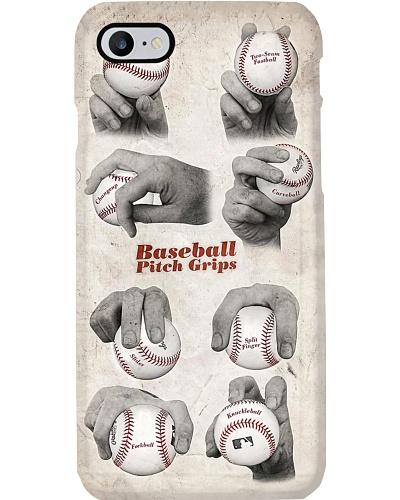 Baseball Grips Phone Case HU29