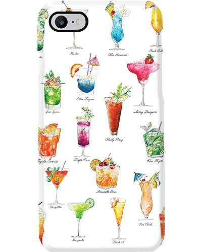 Summer Cocktails Phone Case YHT7