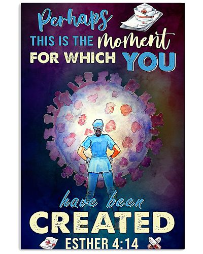 Moment For You Vertical Poster YAD9