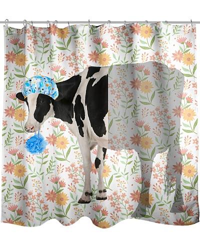 Cow Shower Curtain LA99
