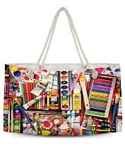 Painting Supplies Weekender And Tote Bag H25P3 Weekender Tote thumbnail