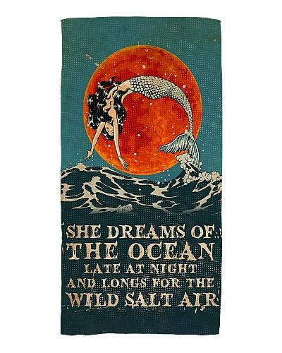Wild Salt Air Mermaid H22N8