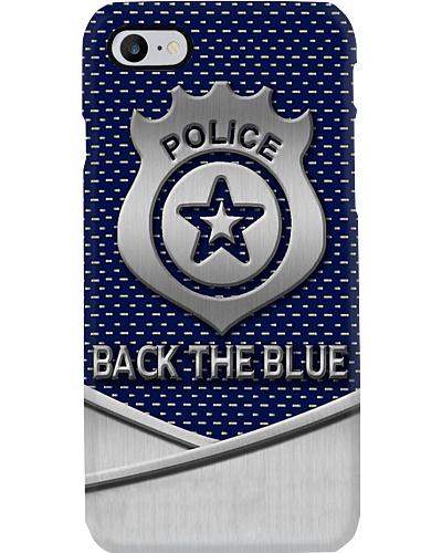Police Back The Blue Phone Case LA99