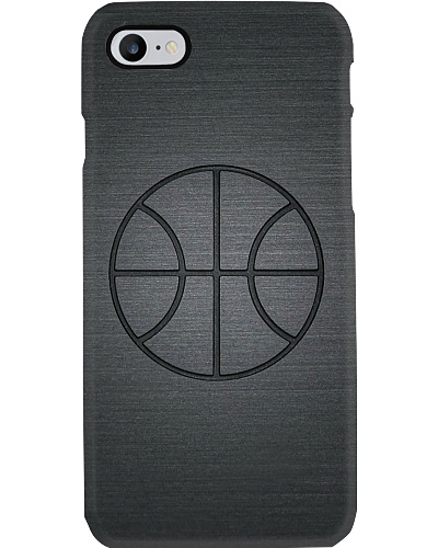 Black Basketball Phone Case HU29