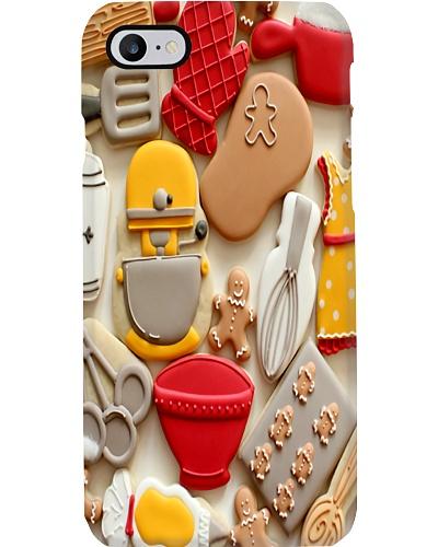 Baking Cute Phone Case YPM0