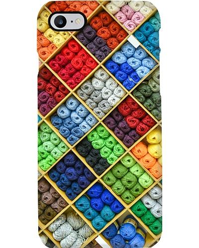 Yarn Storage Phone Case Q22A2