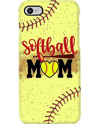Softball Mom Phone Case YLD9