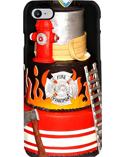 Fire Department Phone Case Q09T2