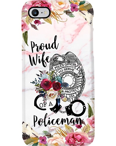 Proud Wife Of A Policeman Y81H1