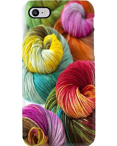 Colorful Yarns Phone Case YHA1