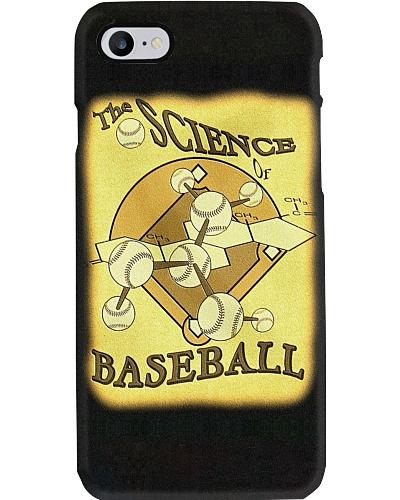 Science Of Baseball Phone Case LA99