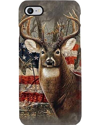 Deer Art Phone Case CH03