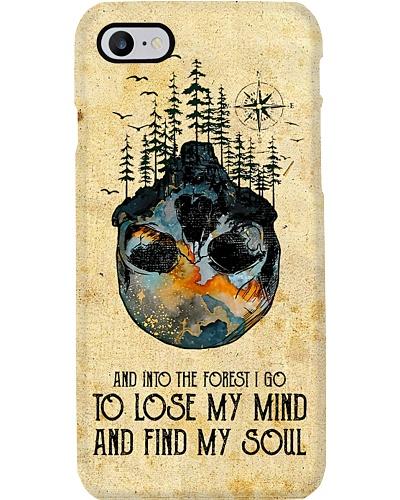Into The Forest Phone Case YLT6