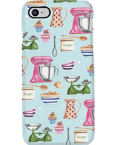 Baking Stuffs Phone Case YTP0