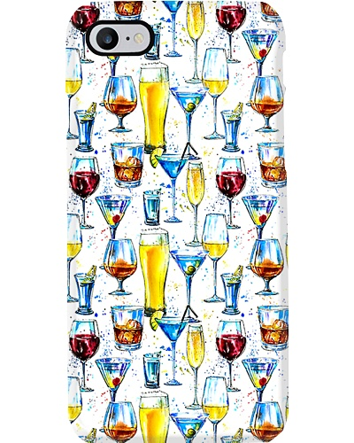 Drink The Night Away Phone Case YPM0