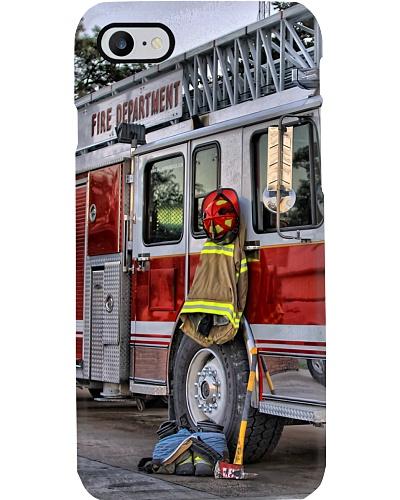 Firetruck Phone case QE25