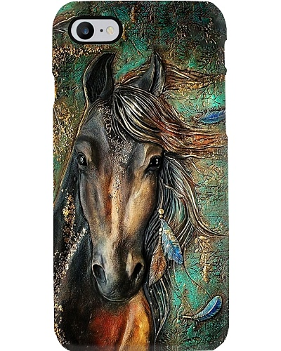Ancient Horse Phone Case YTQ2